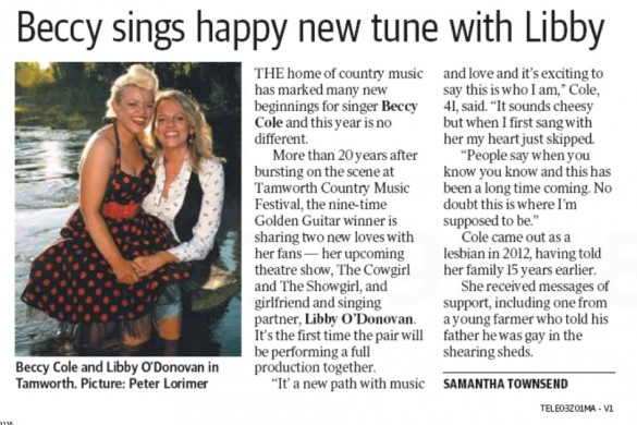 Sunday Tele Jan 19